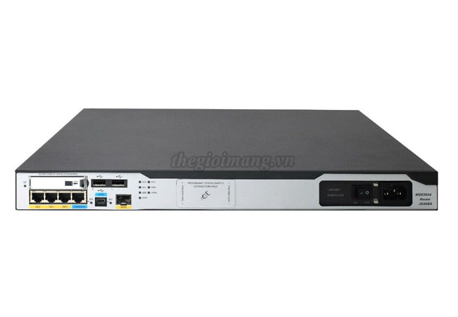 HPE FlexNetwork MSR3024...