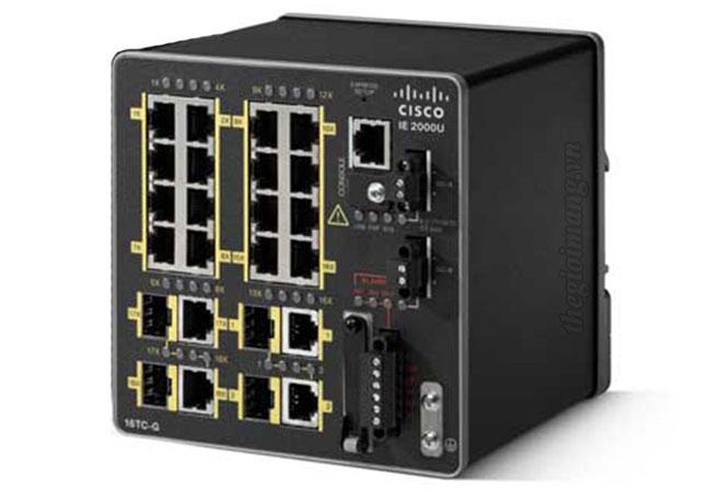 Cisco IE-2000U-16TC-G-X