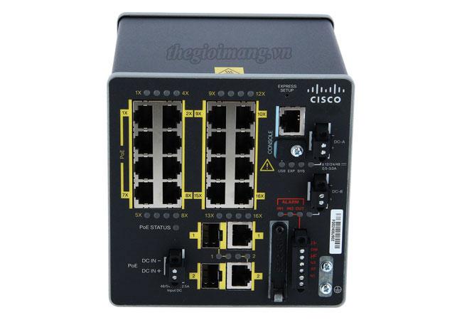 Cisco IE-2000U-16TC-GP