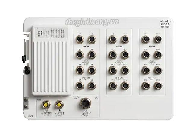 Cisco IE-3400H-24FT-E