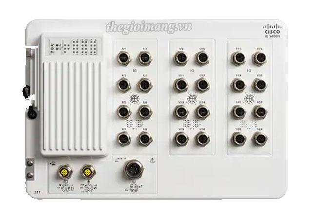 Cisco IE-3400H-24T-E