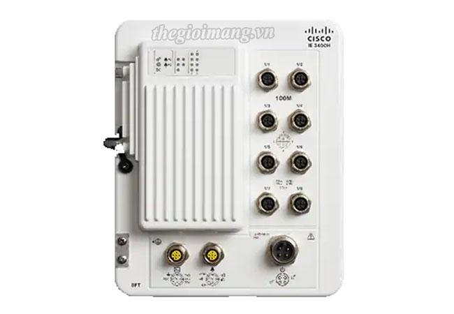 Cisco IE-3400H-8FT-E