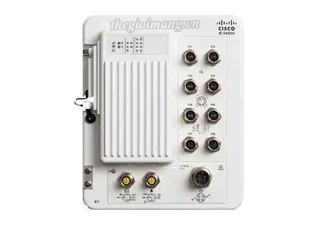 Cisco IE-3400H-8T-A