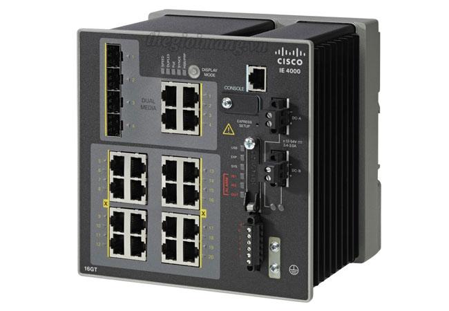 Cisco IE-4000-16GT4G-E