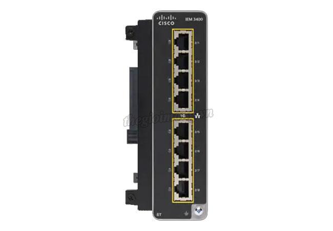 Cisco IEM-3400-8T