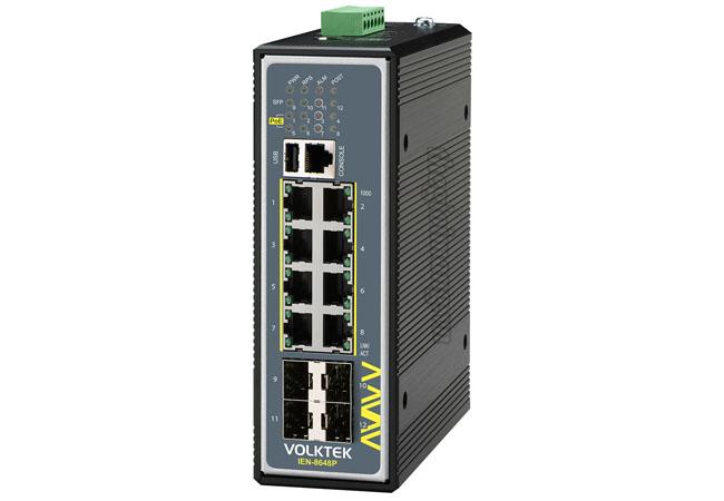 Switch Volktek IEN-8648PA