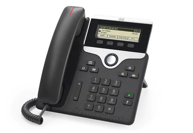 Cisco IP Phone...