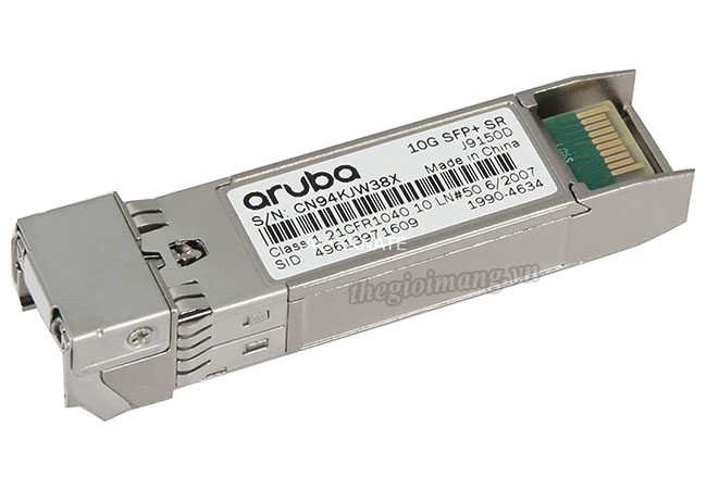 Module HPE 10GBase-SR SFP...