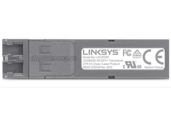 Module Linksys LACXGSR