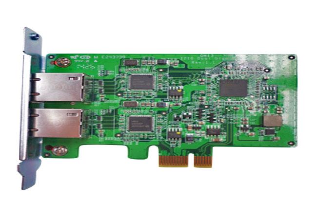QNAP Card LAN-1G2T-I210