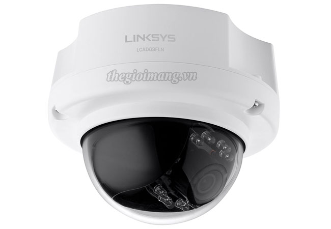 Camera Linksys LCAD03FLN