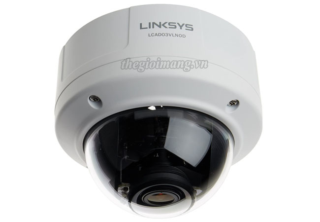 Camera Linksys LCAD03VLNOD
