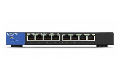 Switch Linksys LGS308P