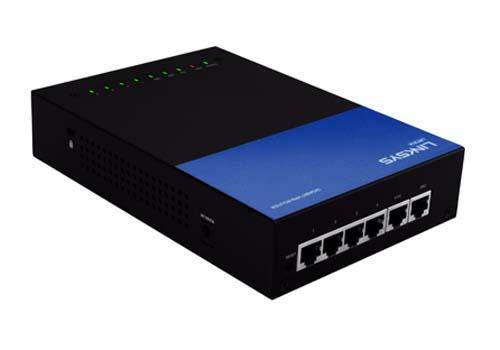 Router Linksys LRT224