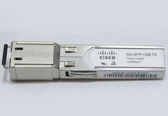 Meraki MA-SFP-1GB-TX