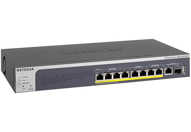 Switch NetGear MS510TXPP