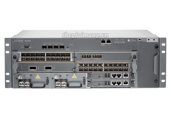 Juniper MX104-DC