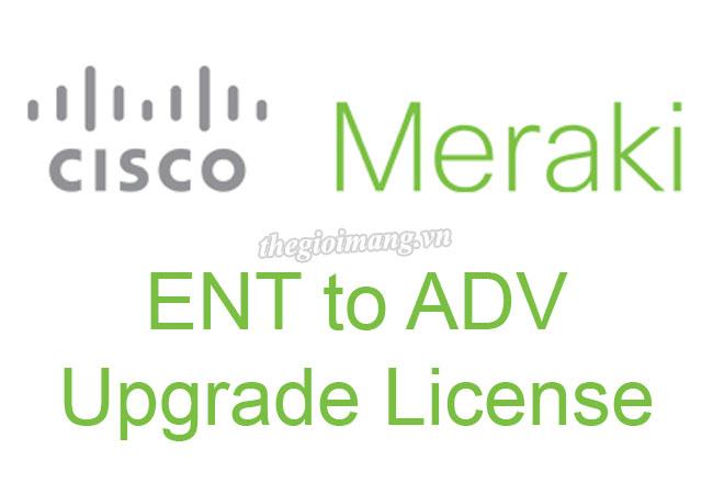Upgrade License Enterprise...