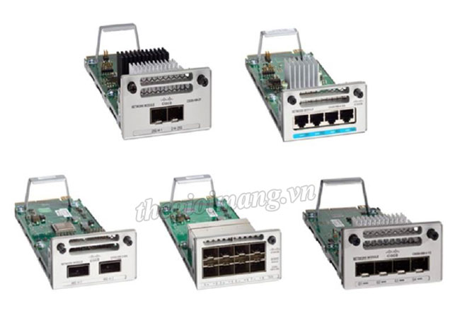 Network Modules Cisco C9300...