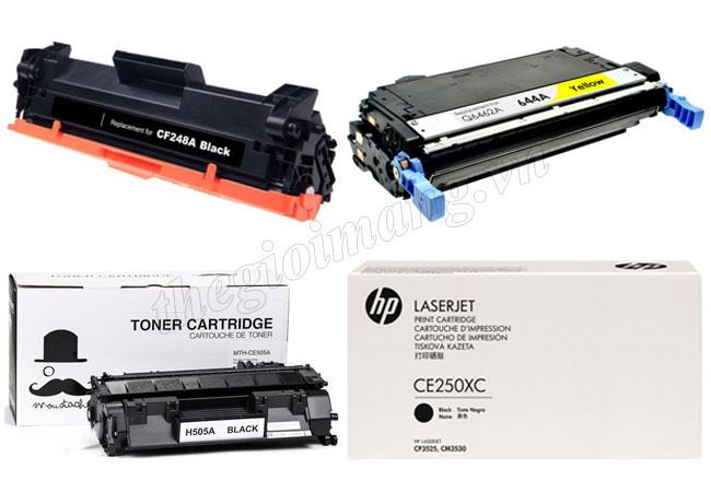 Mực in HP (Cartridge...