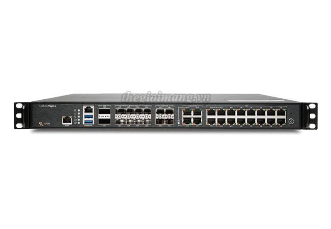 SonicWall NSA 6700 Total...