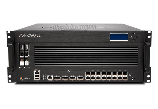 SonicWall NSSP 12800