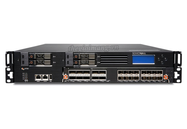 SonicWall NSSP 15700