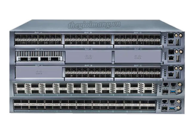Cisco Nexus 3550-F Fusion...