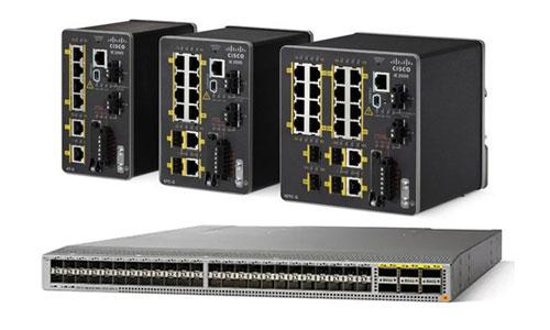 Cisco Nexus & Industrial