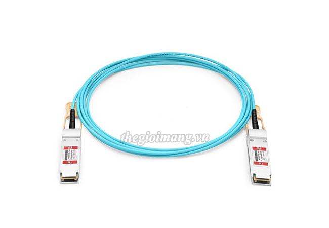 DAC Cisco QSFP-100G-AOC1M=
