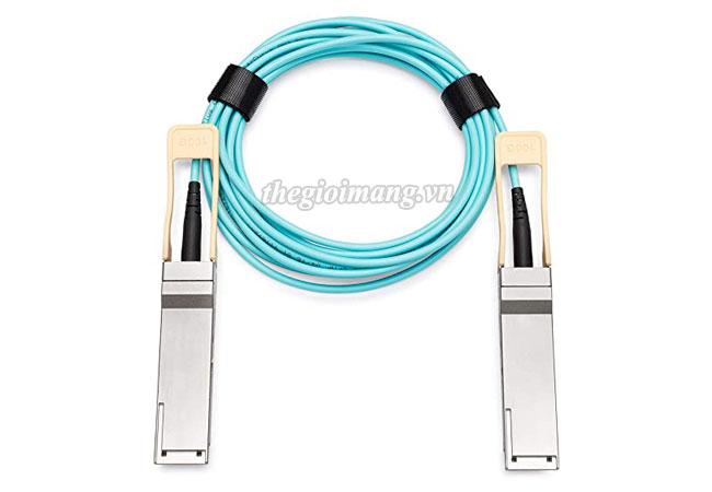 DAC Cisco QSFP-100G-AOC25M=