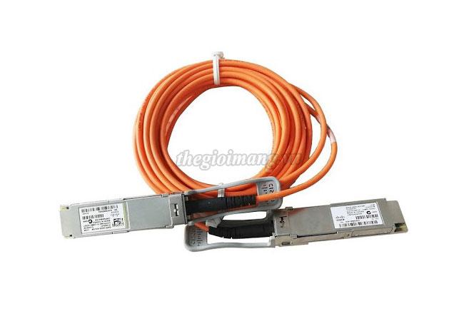 DAC Cisco QSFP-H40G-AOC15M=