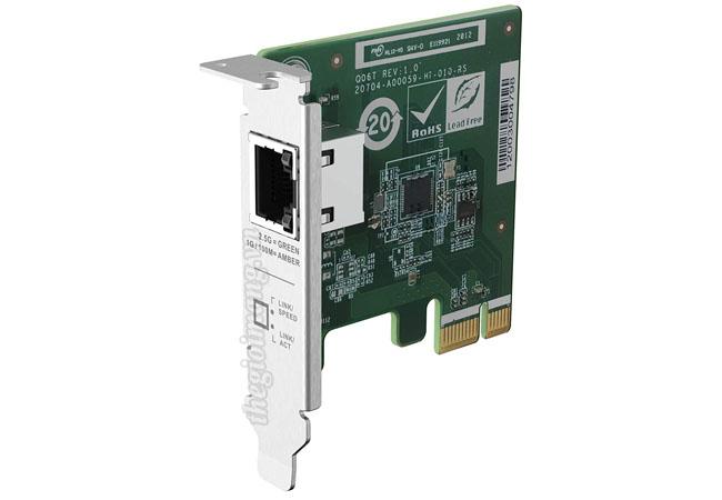 QNAP Card QXG-2G1T-I225