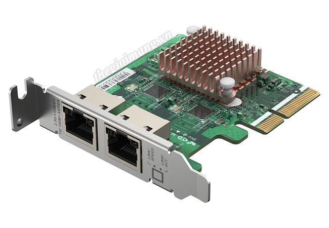 QNAP Card QXG-2G2T-I225