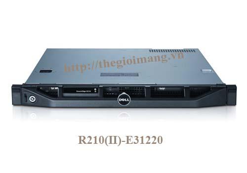Dell R210(II)-E31220