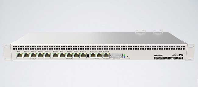 Mikrotik RB1100AHx4 Series