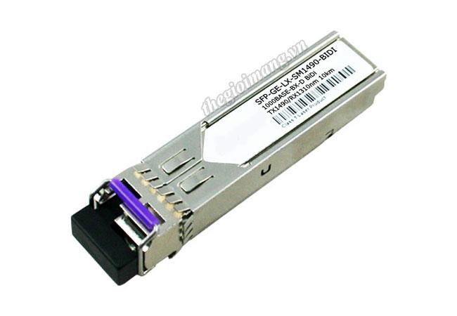 Module Huawei SFP-GE-LX-SM1490-BIDI...