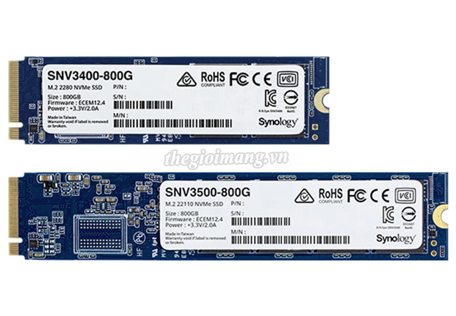 Ổ cứng Synology NVMe...