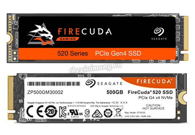 Ổ cứng SSD Seagate...