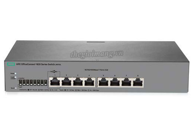 Switch HPE 1820-8G (J9979A)