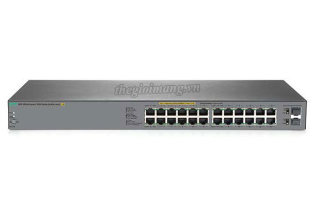 Switch HPE 1820-24G-PoE+...