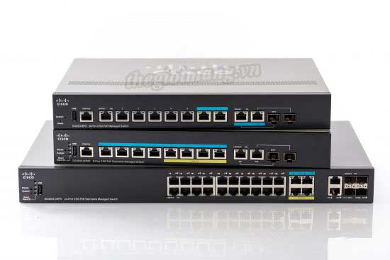 Cisco SG350X-8PMD-K9-EU