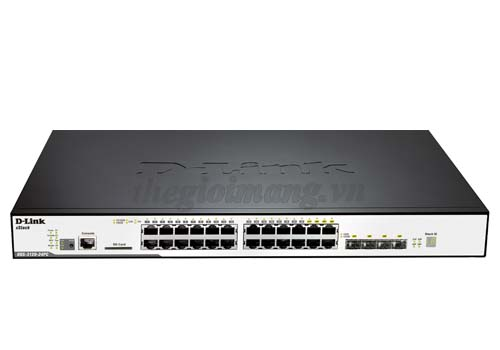 Switch Dlink DGS-3120-24PC