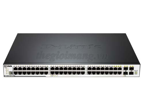 Switch Dlink DGS-3120-48PC