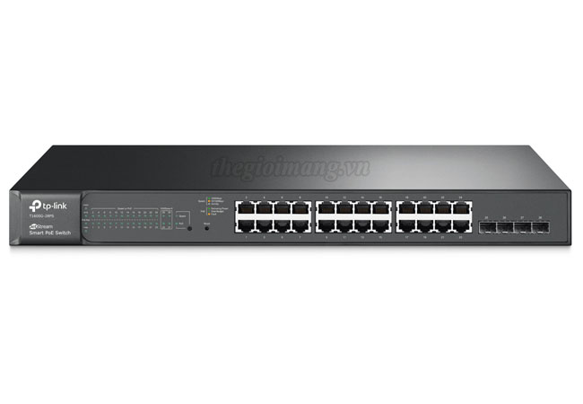 Switch TP-Link T1600G-28PS...