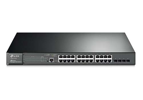 Switch Tplink T2600G-28MPS...
