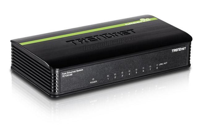 Switch Trendnet TE100-S8