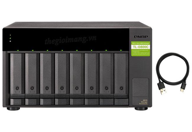 QNAP TL-D800C (USB)