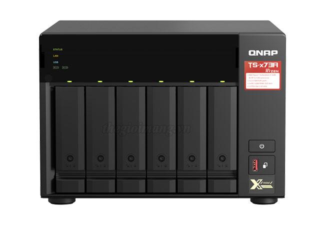QNAP TS-673A