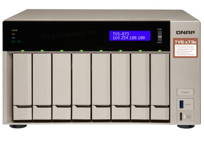 QNAP TVS-873e